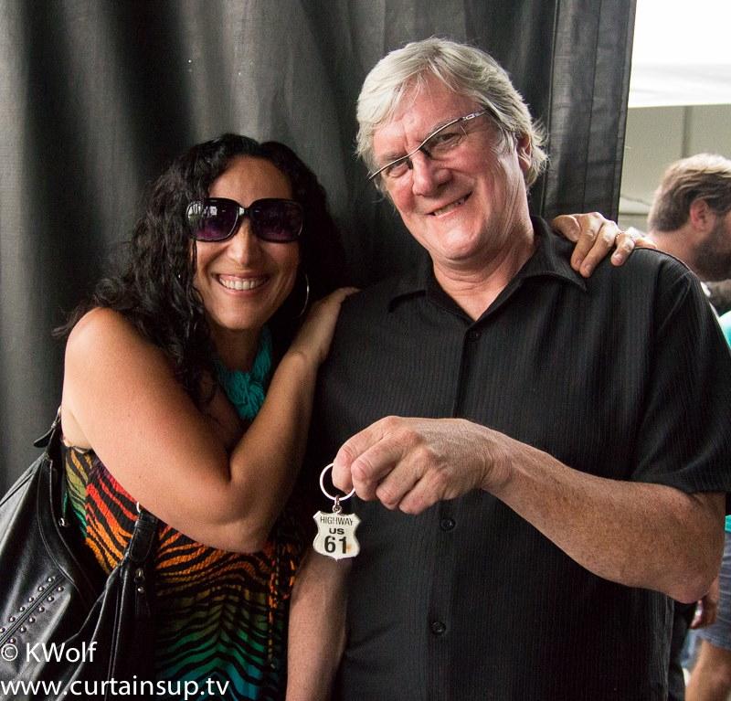 An Evening of Blues with Steve Rowe & Barbara Diab