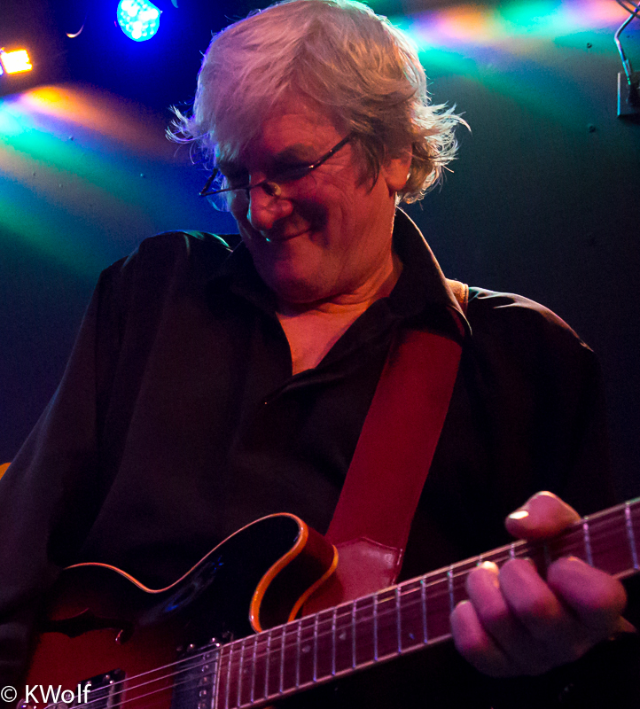 Steve Rowe Blues Celebration Band at Calistoga